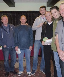 The Pool Hub Division 1 Runner-Up - Mulberry Tree A