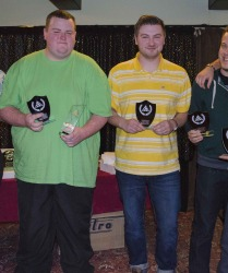 The Pool Hub Division 2 Winners - Northdown Snooker Club