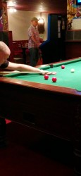 Margate Wednesday Finals Night Oct 2014 - Doubles 1