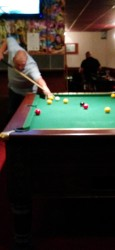 Margate Wednesday Finals Night Oct 2014 - Singles 8