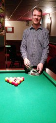 Margate Wednesday Finals Night Oct 2014 - Singles Champion - Van King 2