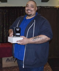 The Pool Hub Sunday Singles Knockout Runner-Up - Craig Starling