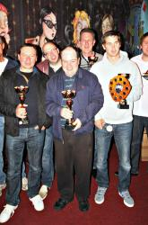 The Pool Hub Thursday Finals Night League Champions - The Princess of Wales