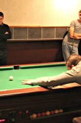 The Pool Hub Thursday Finals Night Singles Knockout Final 2