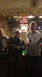 Margate Thursday League Runners Up - Wig & Pen